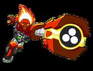 Omni-Kix Heatblast
