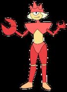 Crab Gem Monster (healed)