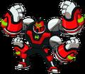 Omni-Kix Four Arms