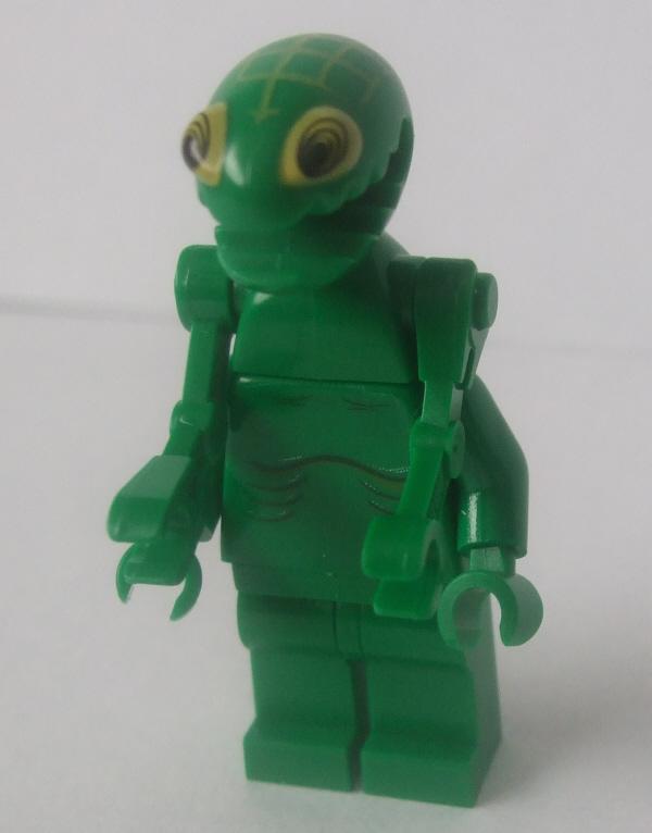 Space Mantis-Lizard