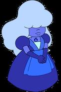 Voluminous Hair Sapphire