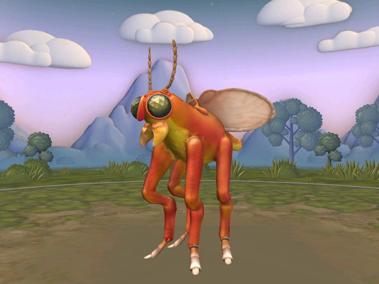 Giant Fly