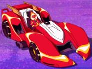Heatblast-Car