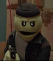 The Fuzz Alien Criminal