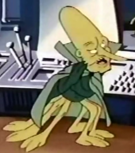 Alien (The Invasion of the Scooby Snatchers)