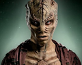 Dehydrated Alien