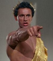 Greek God (Star Trek)