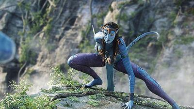 A female Na'vi