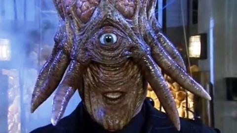 A Human Dalek - Daleks in Manhattan - Doctor Who - BBC
