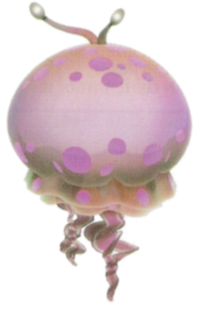Greater Spotted Jellyfloat