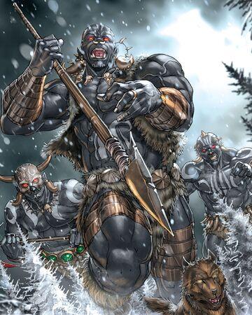 Frost Giant (Marvel)