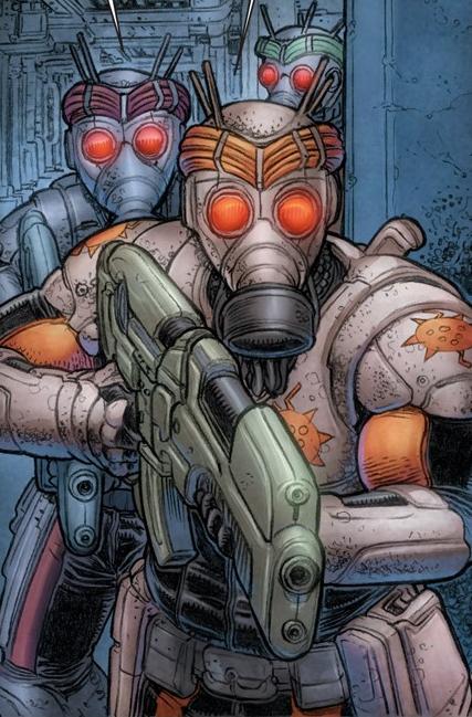 Titan Patrol