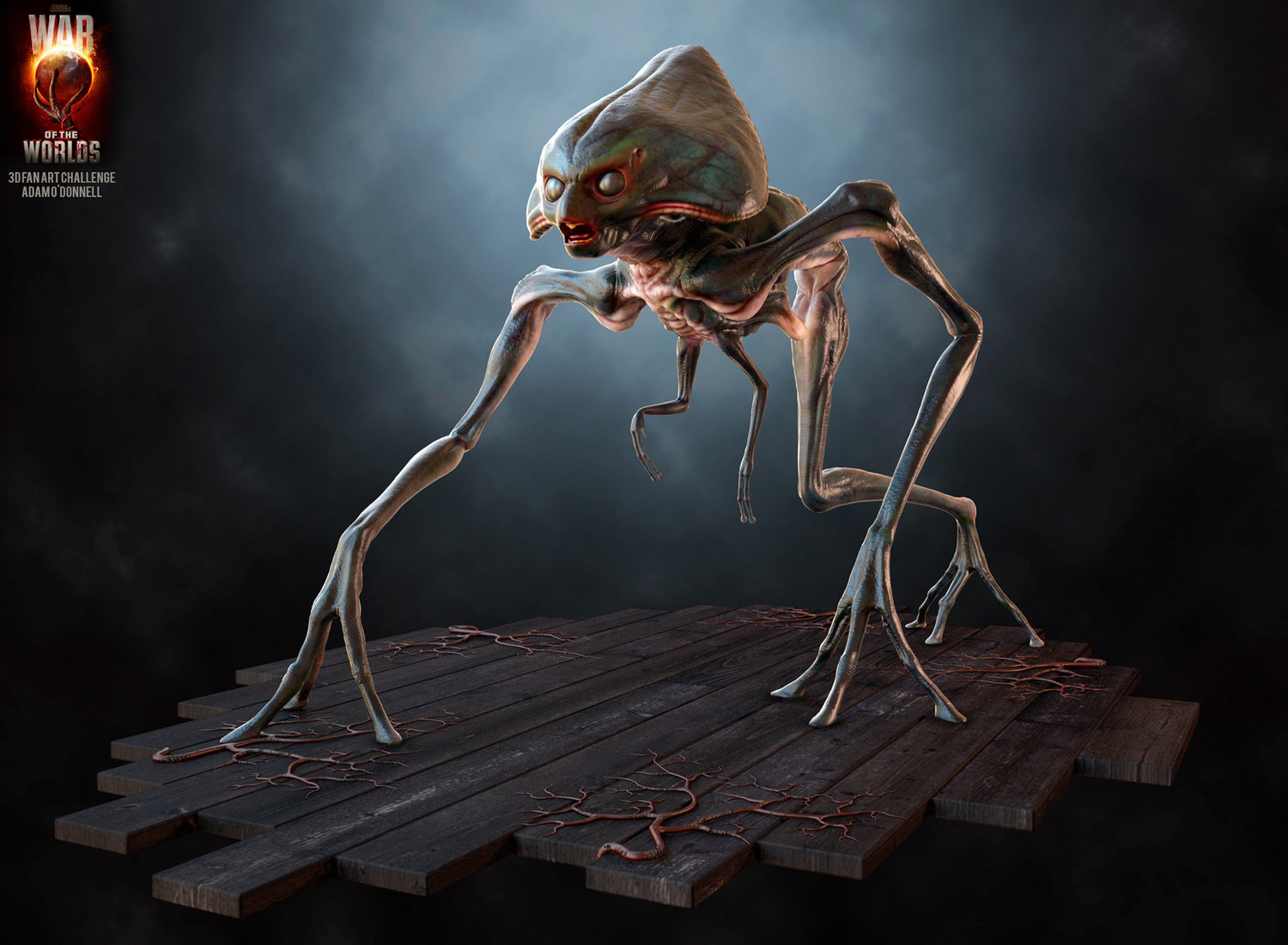 Alien (Spielberg's War of the Worlds)