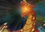 Dragonoid usando Dragón Aumentado