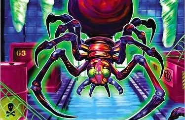 Arachno-sapien