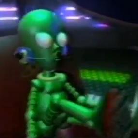 Narrator (Natural History of an Alien)