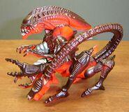 Aliens-crab