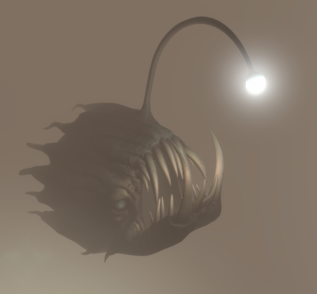Anglerfish (Outer Wilds)