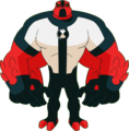 Four Arms updated