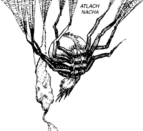Atlach-Nacha