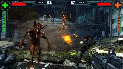 Aliens Armageddon Arcade Review (Play Mechanix Raw Thrills) - Arcade Heroes