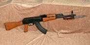 AK-63E AMM