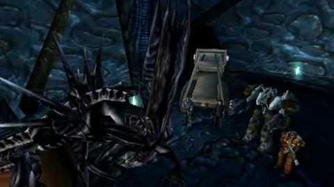 Aliens vs Predator 2 Walkthrough Alien - Episode 8
