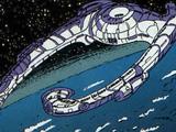 Space Jockey Ship (The Alien)