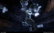 AVP android ruin interior