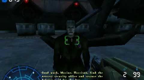 Aliens vs Predator 2 Walkthrough Marine - Episode 2