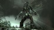 Dark predator