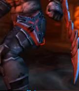 Predator akna