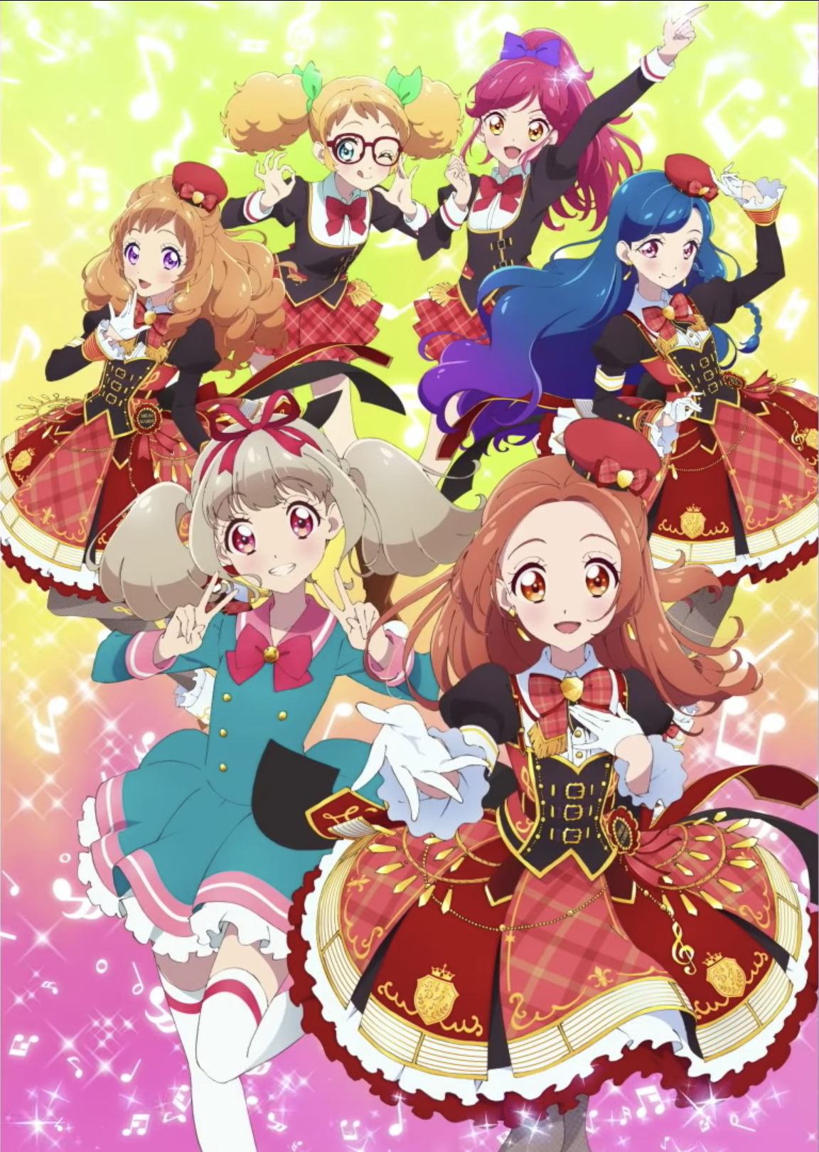 Aikatsu on Parade! Dream Story (anime)