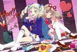 Aikatsu on Parade! Poster Animedia January 2020