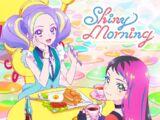 "TV Program/Data Carddass ""Aikatsu Planet!"" Featured Songs vol.1 - Shiny Morning"