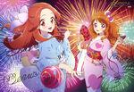 Aikatsu on Parade! Poster Animedia August 2020