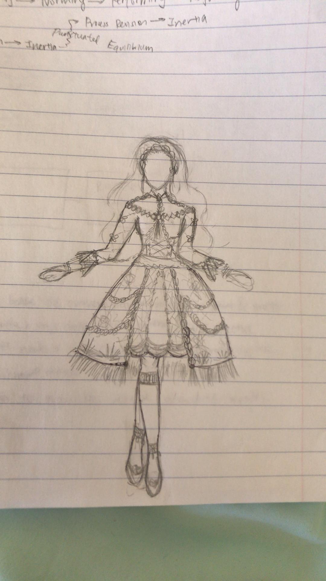 Jo SHININGSTAR/Design a DRESS!