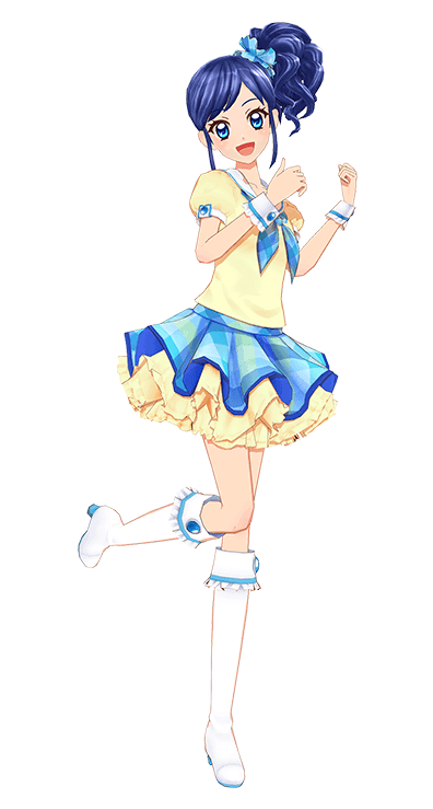 Blue Stage Coord