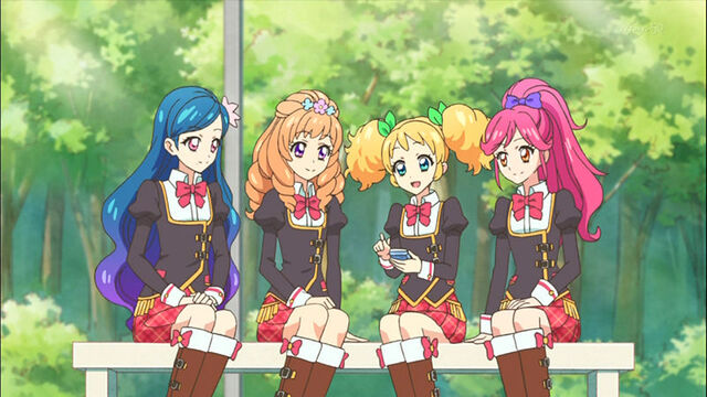Chrismh/Aikatsu! School Uniform + or - ~Round 2~
