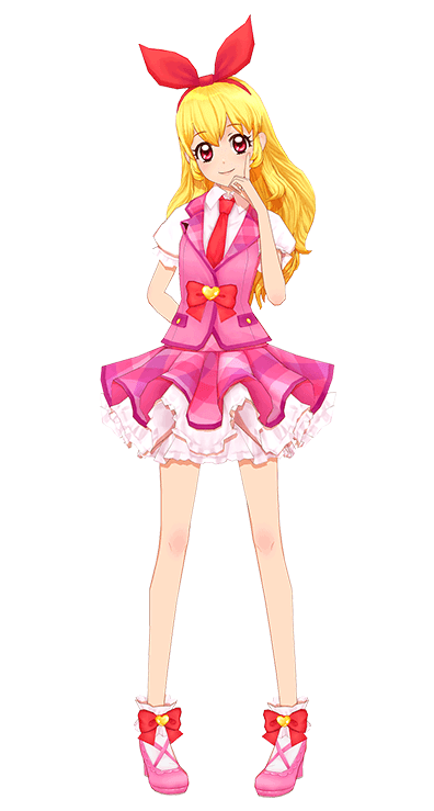 Pink Stage Coord