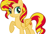 Sunset Shimmer (Dream234's Version)