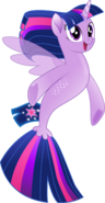 Twilight Sparkle Seapony