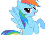 Rainbow Dash (Dream234's Version)