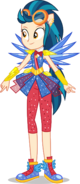 Indigo Zap Crystal Power