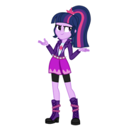 Sci Twi Twilight Sparkle AU 11