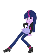 Sci Twi Twilight Sparkle AU 7