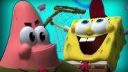 Nick Promoting UNFINISHED Spongebob Kamp Koral Footage
