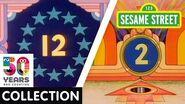 Sesame Street Pinball Animation Countdown Compilation