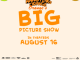 What if Paramount Animation was founded in 1940?/Games Animation Inc in 1985?/What if ViacomCBS was acquired by Verizon?/Annoying Orange: Orange's Big Picture Show