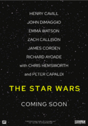 The Star Wars poster